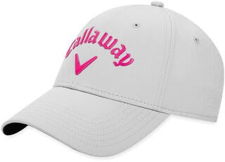 Callaway Ladies Liquid Metal Cap 19 Grey/Pink