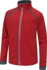 Galvin Green Rusty Interface-1 Junior Jacket Electric Red/Gunmetal