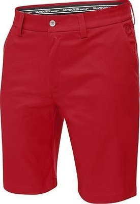 Galvin Green Paolo Ventil8+ Mens Shorts Red 38