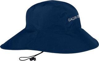Galvin Green Aqua Hat Navy
