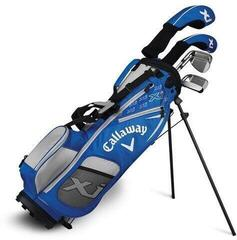 Callaway XJ1 4-piece Junior Set Right Hand Blue