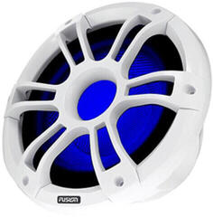 Fusion 10'' Signature Series Subwoofer Sports White LED