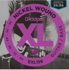D'Addario EXL156