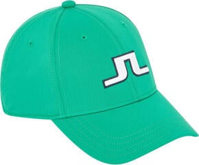 J.Lindeberg Angus Tech Stretch Cap Golf Green