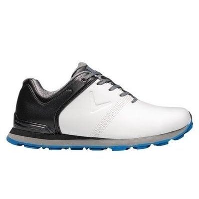 Callaway Apex Junior Golf Shoes 2019 White/Black UK 4