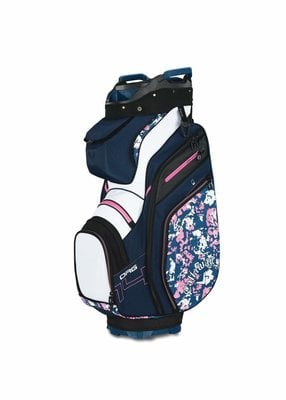 Callaway Uptown Floral/Navy/White Cart Bag 2019