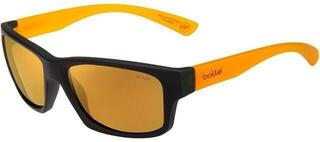 Bollé Holman Floatable Matte Black Crystal Honey HD Polarized