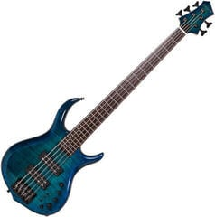 Sire Marcus Miller M7 Alder-5 Transparent Blue 2nd Gen
