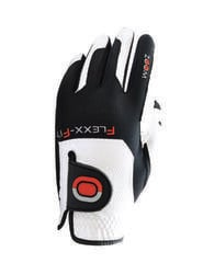 Zoom Gloves Weather Junior Guanto da Golf Bianco/Nero/Rosso Mano Sinistra per Destri