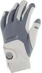 Zoom Gloves Weather Womens Golf Glove White/Silver LH