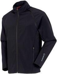 Sunice Hanson Convertible Softshell Mens Jacket Black