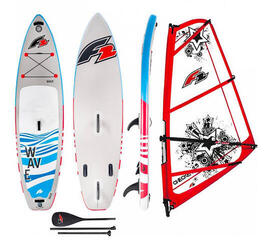F2 WS Wave 10'5'' Red