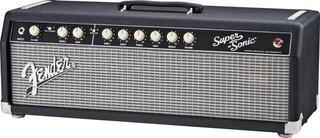 Fender Super-Sonic 22 Head Black Silver