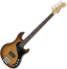 Fender American Deluxe Dimension Bass V Violin Burst
