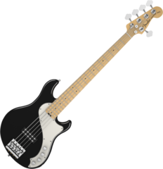 Fender American Deluxe Dimension Bass V Black