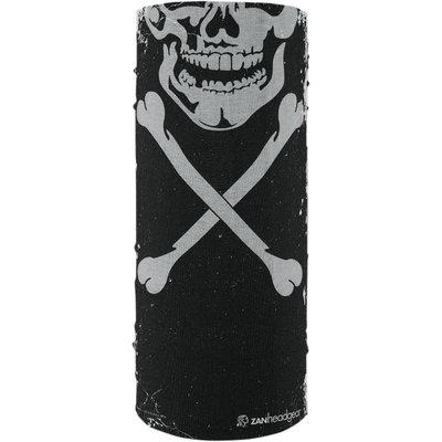Zan Headgear Motley Tube Skull Xbones All Weather