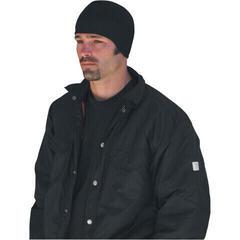Zan Headgear Skull Cap Coolmax Comfort Band Black