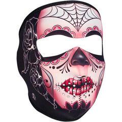Zan Headgear Full Face Mask Sugar Skull