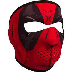 Zan Headgear Full Face Mask Red Dawn