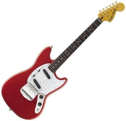 Fender Squier Vintage Modified Mustang Fiesta Red