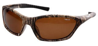 Prologic Max5 Carbon Polarized Sunglasses-Amber (Sun and Clouds)