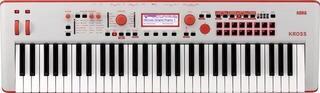 Korg Kross 2 61/Gray/Red/61 Keys