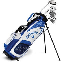 Callaway XJ3 7-piece Junior Set Right Hand White