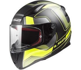 LS2 FF353 Rapid Carrera Black H-V Yellow