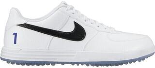 Nike Lunar Force 1 G Férfi Golf Cipők White US 9