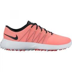 Nike Lunar Empress 2 Womens Golf Shoes Lava Pink/Black/White US 6,5