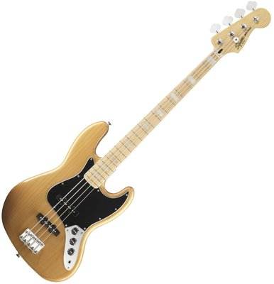 Fender Squier Vintage Modified Jazz Bass 77 Amber