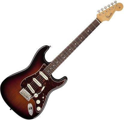 Fender Vintage Hot Rod '60s Stratocaster 3-Color Sunburst