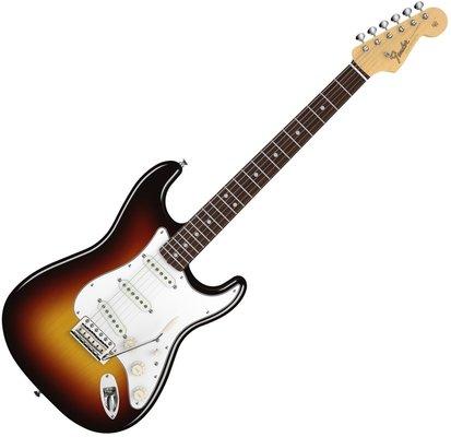 Fender American Vintage 65 Stratocaster Rosewood f. 3Color Sunburst