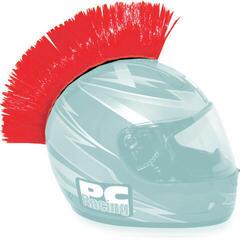 PC Racing Helmet Mohawk Red
