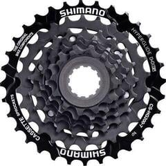 Shimano HG20 7 Speed 12-32z Brown Cassette