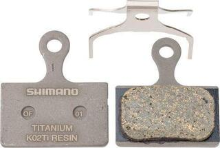 Shimano K02TI Resin Disk Brake Pads