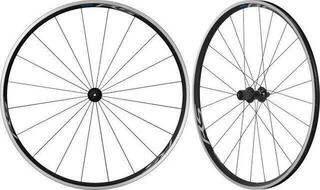 Shimano WHRS100 C24 10/11-K. Road Wheels Black