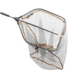 Savage Gear Pro Folding Rubber Large Mesh Landing Net XL