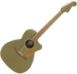 Fender Newporter Player Walnut Olive Satin