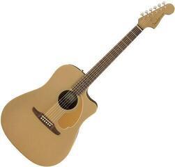 Fender Redondo Player Walnut Bronze Satin