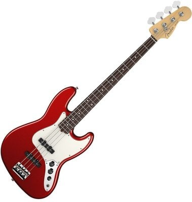 Fender American Standard Jazz Bass Rosewood Fingerboard Mystic Red