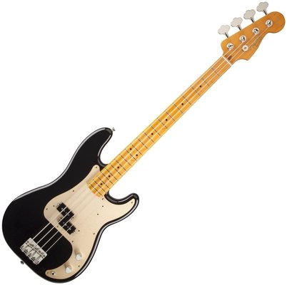 Fender 50s Precision Bass Lacquer Black