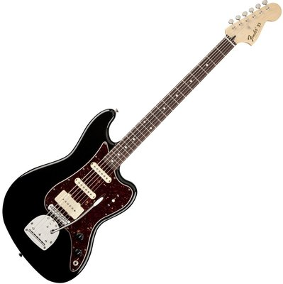 Fender Pawn Shop Bass VI Black