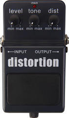 Carlsbro Distortion Effect Pedal