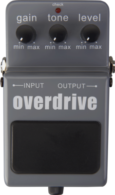 Carlsbro Overdrive Effect Pedal
