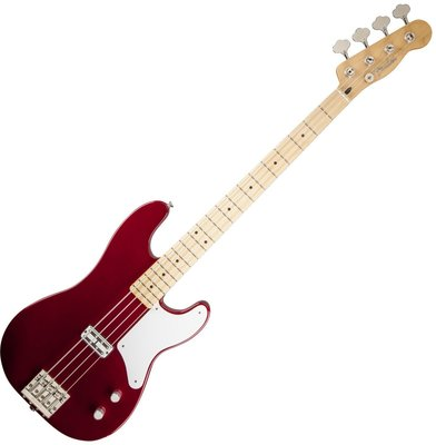 Fender Cabronita Precision Bass Candy Apple Red