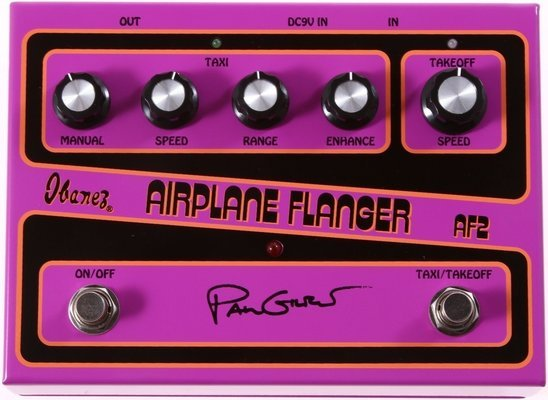 Ibanez AF2 Airplane Flanger Paul Gilbert Signature