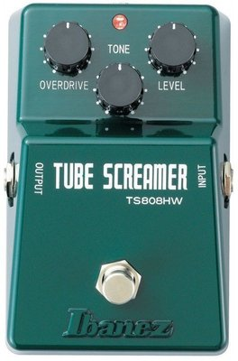 Ibanez TS808HWB Tube Screamer