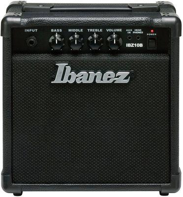 Ibanez IBZ 10B
