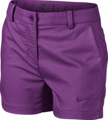 Nike Girls Shorts Cosmic Purple L
